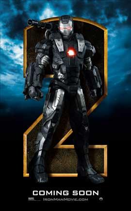 Iron Man 2 - 11 x 17 Movie Poster - Style N