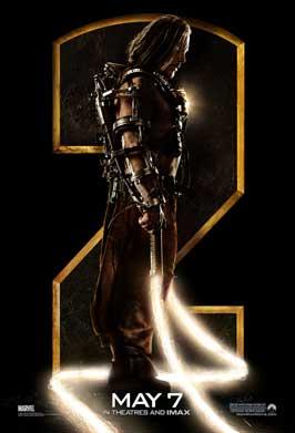 Iron Man 2 - 11 x 17 Movie Poster - Style R