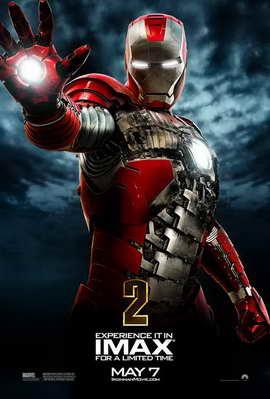 Iron Man 2 - 11 x 17 Movie Poster - Style S