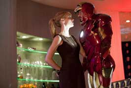 Iron Man 2 - 8 x 10 Color Photo #14