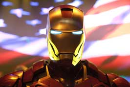 Iron Man 2 - 8 x 10 Color Photo #17