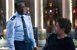 Iron Man 2 - 8 x 10 Color Photo #59