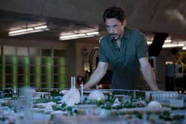 Iron Man 2 - 8 x 10 Color Photo #60