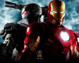 Iron Man 2 - 11 x 17 Movie Poster - Style U