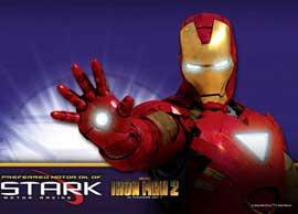 Iron Man 2 - 11 x 17 Movie Poster - Style AB