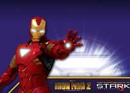 Iron Man 2 - 11 x 17 Poster - Style AE