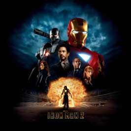 Iron Man 2 - 30 x 30 Movie Poster - Style A