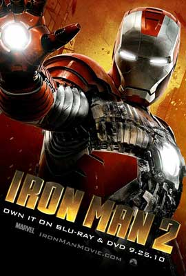 Iron Man 2 - 11 x 17 Movie Poster - UK Style A