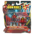 Iron Man - Armor Tech Deluxe Heat Blast Mission Action Figure
