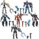 Iron Man - Movie 3 Assemblers Action Figures Wave 1