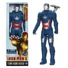 Iron Man - 3 Titan Heroes Iron Patriot 12-Inch Action Figure