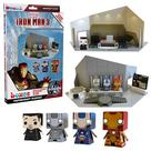 Iron Man - 3 Movie Boxo Papercraft Playset