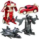 Iron Man - 3 Motorized Battle Chargers Wave 1 Set