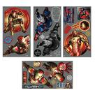 Iron Man - 3 Peel and Stick Wall Decals