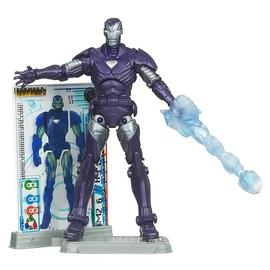 Iron Man - Arctic Armor Comic Book Action Figure