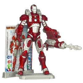 Iron Man - 2 Movie Inferno Mission Armor Figure