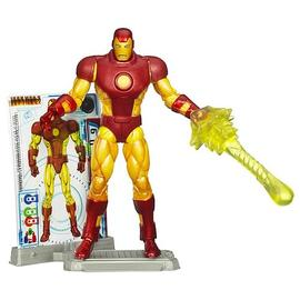 Iron Man - Comic Series Comic Book Action Figure