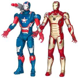 Iron Man - 3 ARC Strike Action Figures Wave 1 Case