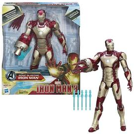 Iron Man - 3 Sonic Blasting Action Figure