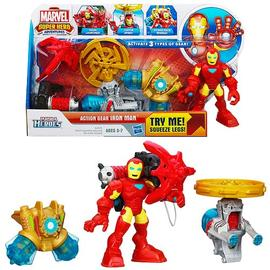 Iron Man - Playskool Action Gear Action Figure