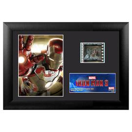 Iron Man - 3 Movie Series 2 Mini Film Cell