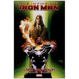 Iron Man - Invincible Premiere Hardcover Graphic Novel