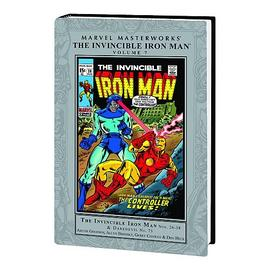 Iron Man - Invincible Hardcover Volume #7 Graphic Novel