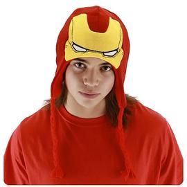Iron Man - Knit Laplander Hat
