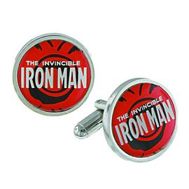 Iron Man - Logo Cufflinks