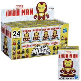 Iron Man - 3 Micro Muggs Mini-Figures Series 1 Case