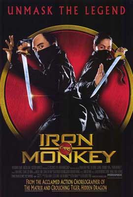 Iron Monkey - 11 x 17 Movie Poster - Style A
