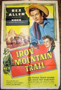 Iron Mountain Trail - 27 x 40 Movie Poster - Style A