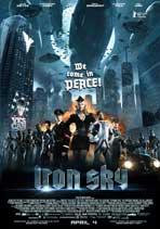 Iron Sky - 27 x 40 Movie Poster - Style B