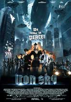 Iron Sky - 43 x 62 Movie Poster - Bus Shelter Style A