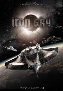 Iron Sky - 11 x 17 Movie Poster - Style C