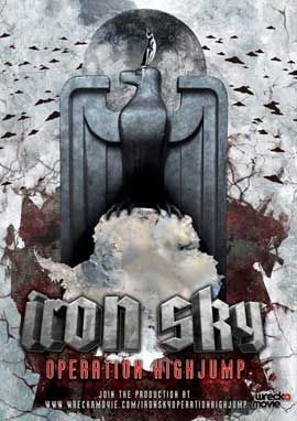 Iron Sky - 27 x 40 Movie Poster - Style A