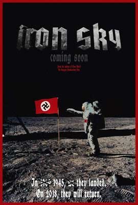 Iron Sky - 11 x 17 Movie Poster - Style F