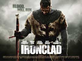 Ironclad - 11 x 17 Movie Poster - UK Style A