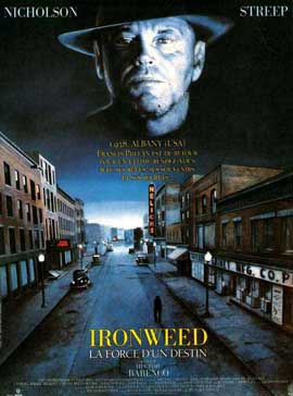 Ironweed - 11 x 17 Movie Poster - French Style A