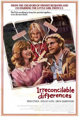 Irreconcilable Differences - 27 x 40 Movie Poster - Style A