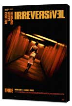 Irreversible - 27 x 40 Movie Poster - Brazilian Style B - Museum Wrapped Canvas