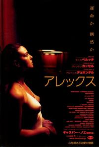 Irreversible - 27 x 40 Movie Poster - Japanese Style A
