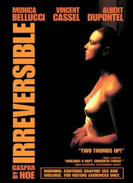 Irreversible - 11 x 17 Movie Poster - Style A