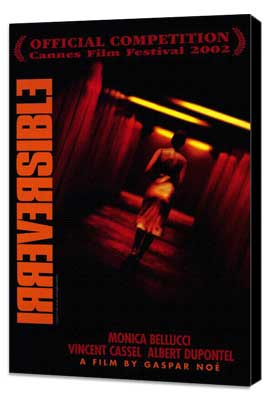 Irreversible - 27 x 40 Movie Poster - Style B - Museum Wrapped Canvas
