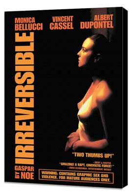 Irreversible - 27 x 40 Movie Poster - Style A - Museum Wrapped Canvas