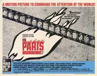 Is Paris Burning? - 22 x 28 Movie Poster - Half Sheet Style A