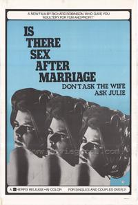 Is There Sex After Marriage? - 27 x 40 Movie Poster - Style A