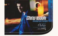Chris Isaak - 11 x 17 Music Poster - Style A
