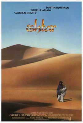 Ishtar - 27 x 40 Movie Poster - Style B