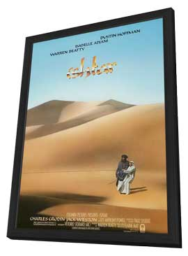 Ishtar - 11 x 17 Movie Poster - Style B - in Deluxe Wood Frame